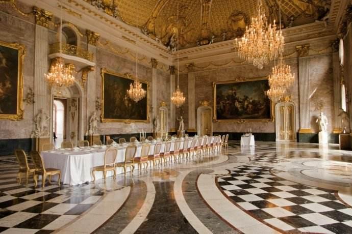 Top 21 Palace Dream Interpretation-Dream Meaning