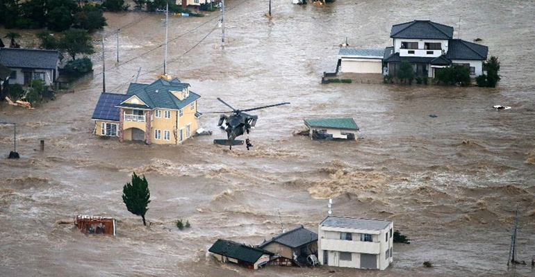 Dream about Flooded House-meaning and symbolism
