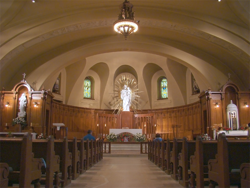 What Does It Mean to Dream about A Church?-Dreams Interpretation Online