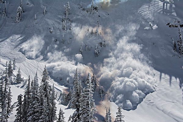 Top 16 Dreams About Avalanche-Dream Meaning and Interpretation
