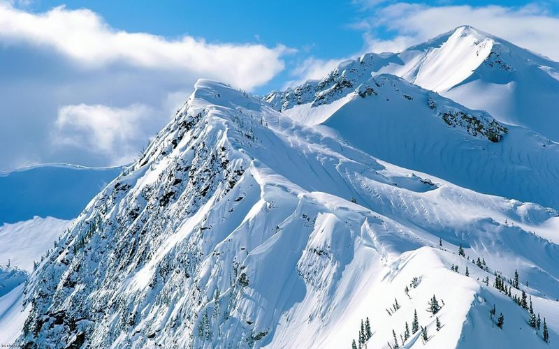 What Does It Mean to Dream of Snow Mountains?-Dreams Interpretation