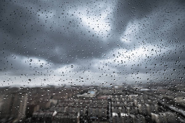 What Does It Mean to Dream of Being Wet by Heavy Rain?