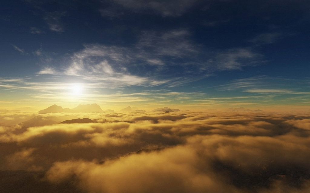 Why Do I Dream of A Sea of Clouds?-Dreams Interpretation Online