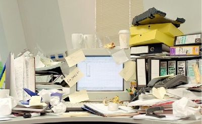Why Do I Dream That The Office is Messy?-Dreams Interpretation