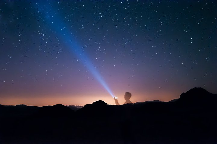 What Does The Light In The Distance Symbolize In Your Dream?-Dreams Interpretation