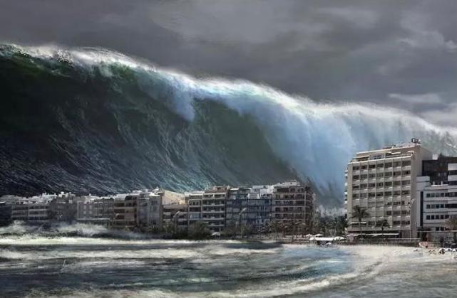 Why Do I Dream of A Tsunami?-Dreams Interpretation Online