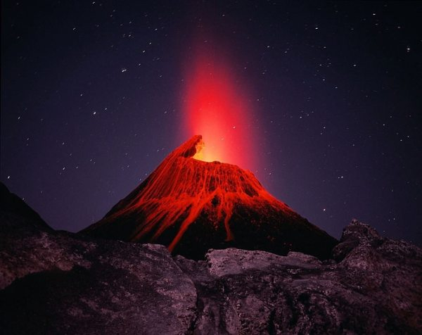 What Does It Mean to Dream of A Volcano?-Dreams Interpretation