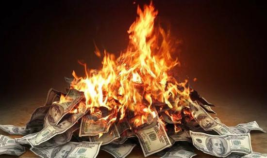 Why Did I Dream That The Money Was Burned?-Dreams Interpretation Online
