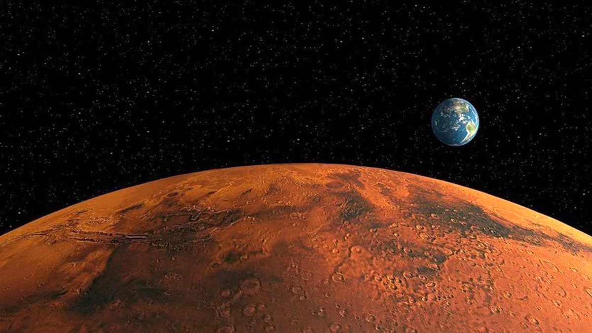 What Does It Mean to Dream about Mars?-Dreams Interpretation
